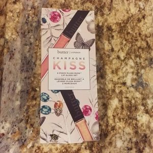 Butter LONDON Champagne Kiss Lip Gloss Set. NEW!